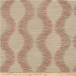 Fabricut Jacquard Simple Plan Berry