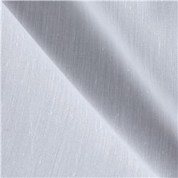 Stretch Slub Twill Snow White