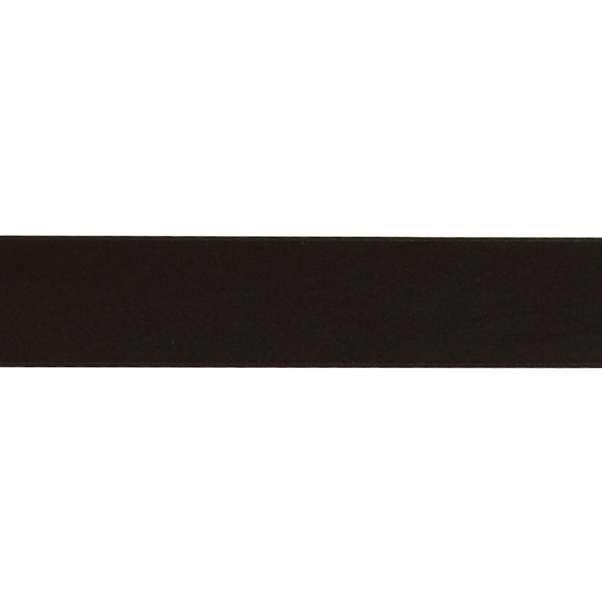 1 1/2'' Double-sided Satin Ribbon Black