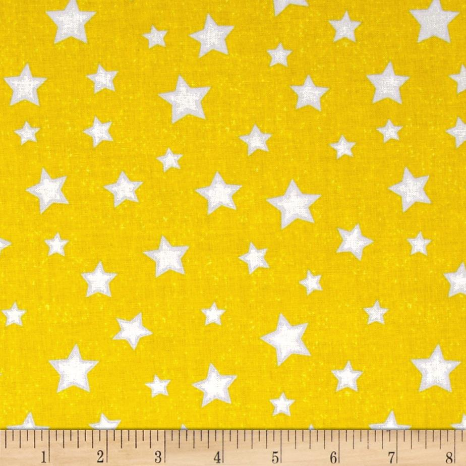 Star Fall Yellow