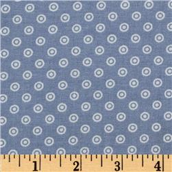 Dots and More Dots Bluish Grey