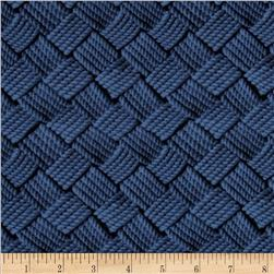 Sail Away Woven Ropes Blue