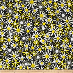 Kanvas Bumble Bumble Bumble Daisy Black/Yellow