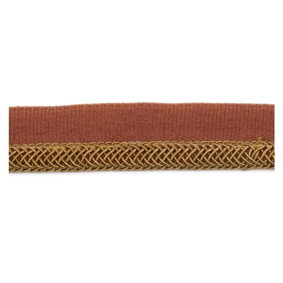 "Fabricut 1"" Oolong Cord Trim Wicker"