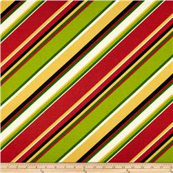 Richloom Solar Outdoor Browning Stripe Garden