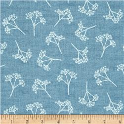 Heartwood  Cow Parsley Blue
