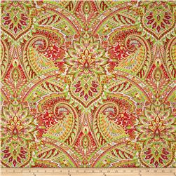 Waverly Sun N Shade Swept Away Paisley Candy Apple