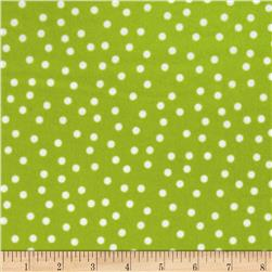 Remix Flannel Dots Kiwi