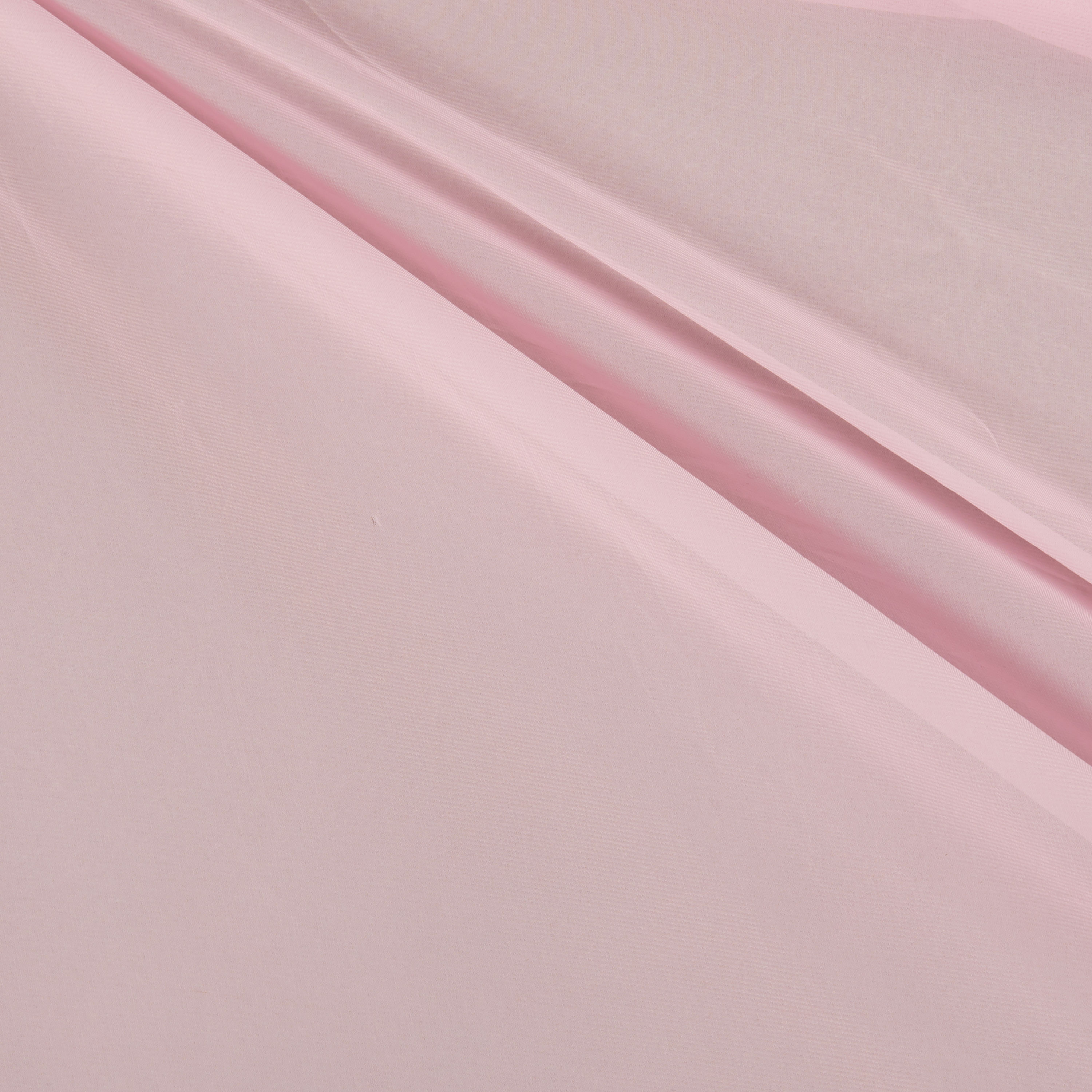 Chiffon Solid Pink Fabric by Ben in USA