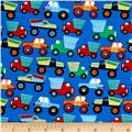 Michael Miller Little Movers Little Movers Paintbox