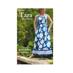 Serendipity Studio Tara Tank Dress Pattern