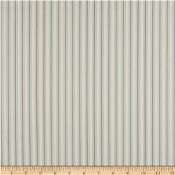 Magnolia Home Fashions Cottage Stripe Tranquil Fabric