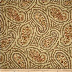 Waverly Paisley Proposal Twill Woodland