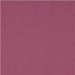 "60"" Poly Cotton Broadcloth Mauve"