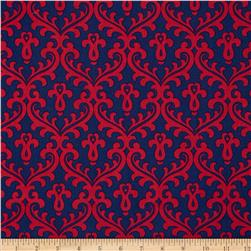 Joyful Damask Red