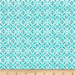 Moda Early Bird Fountain Teal