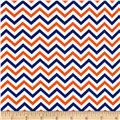 Ups & Downs Chevron Orange/Blue