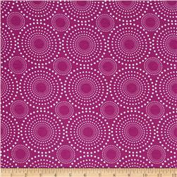 Riley Blake Vivid Fireworks Knit Grape