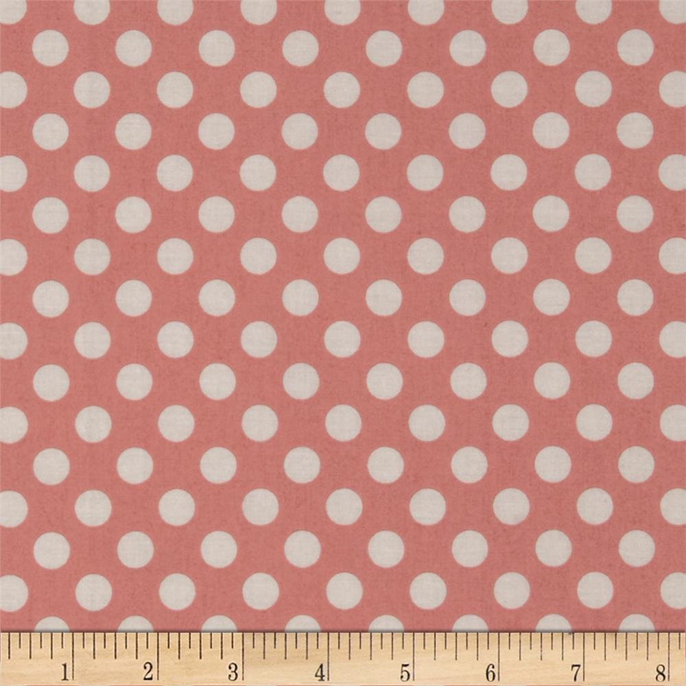 Jungle Polka Dot Pink