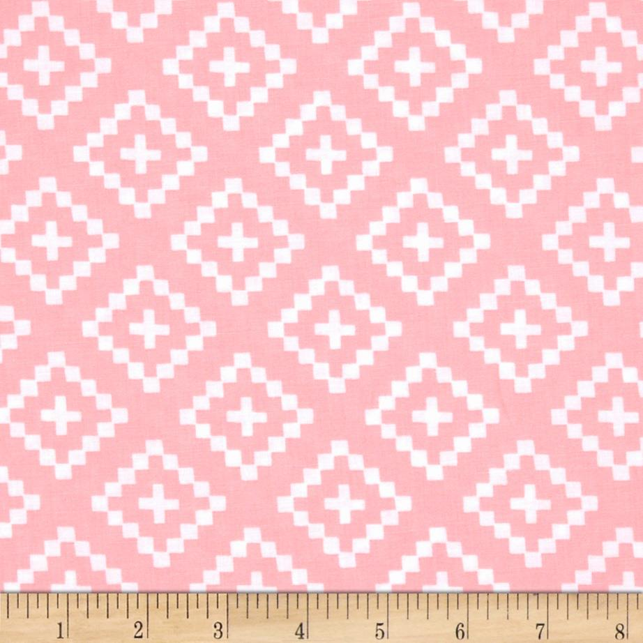 Moda Into the Woods Granny Sweet Pink