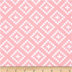 Moda Into the Woods Granny Sweet Pink Fabric