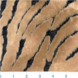 Couturier Plush Faux Fur Bengal Tiger