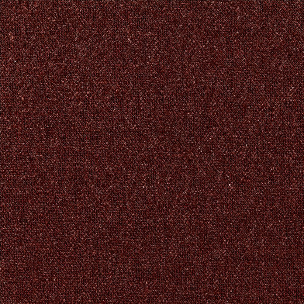 Kaufman Brussels Washer Linen Blend Brown