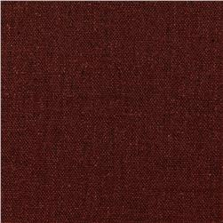 Brussels Washer Linen Blend Brown