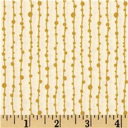 Nod to Mod String Beads Gold