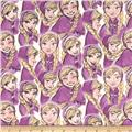 Disney Frozen Knit Anna Sketch