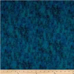 "Timeless Treasures 108"" Wide Backing Studio Texture Lagoon"