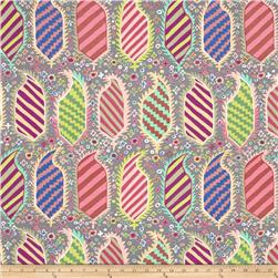 Kaffe Fassett Collective Striped Herald Grey