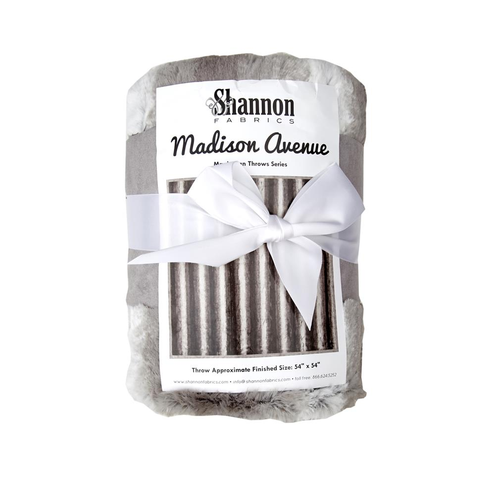 Shannon Madison Avenue Faux Fur Blanket Kit