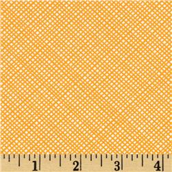 Oh Clementine Texture Orange Fabric