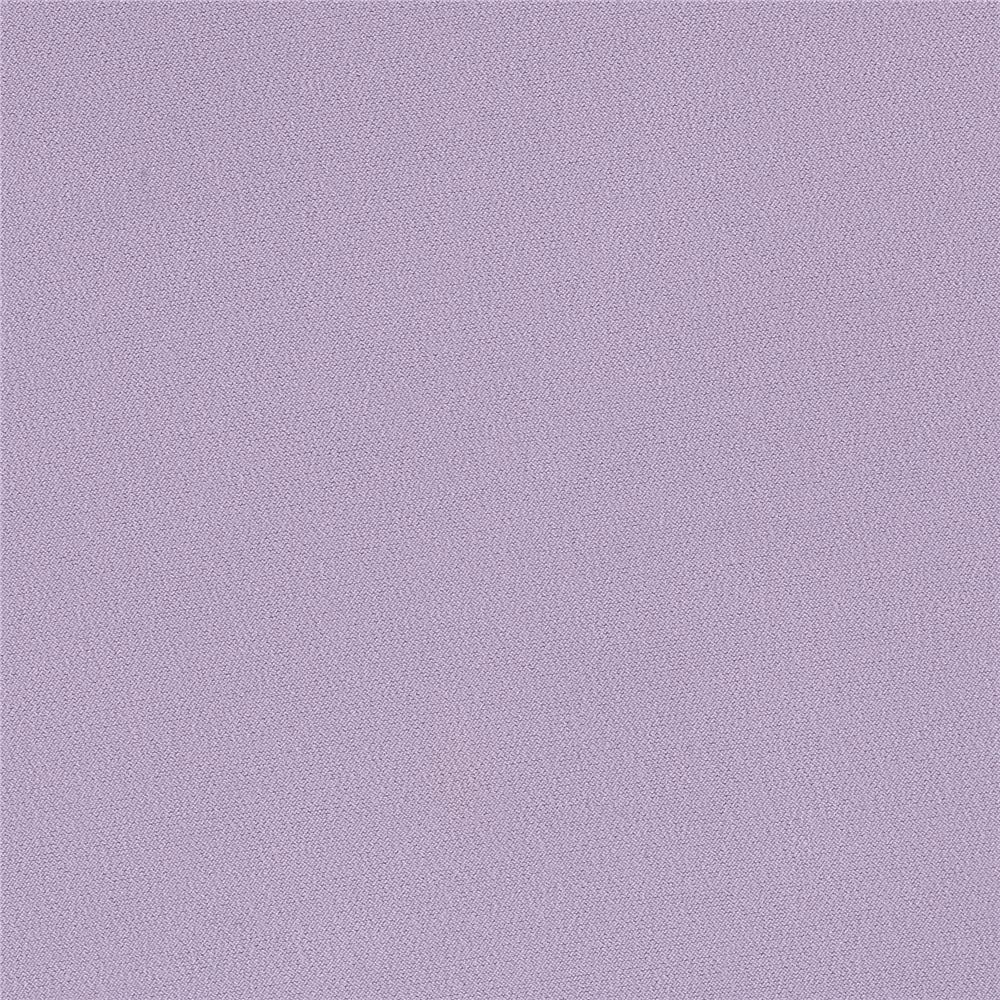 Solid ITY Stretch Knit Lavender Fabric