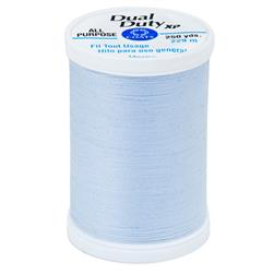 Coats & Clark Dual Duty XP 250yd Crystal Blue