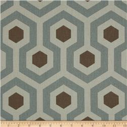 Premier Prints Magna Natural/Pewter Fabric