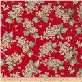 Liberty of London Archive Lilac Lawn Coral