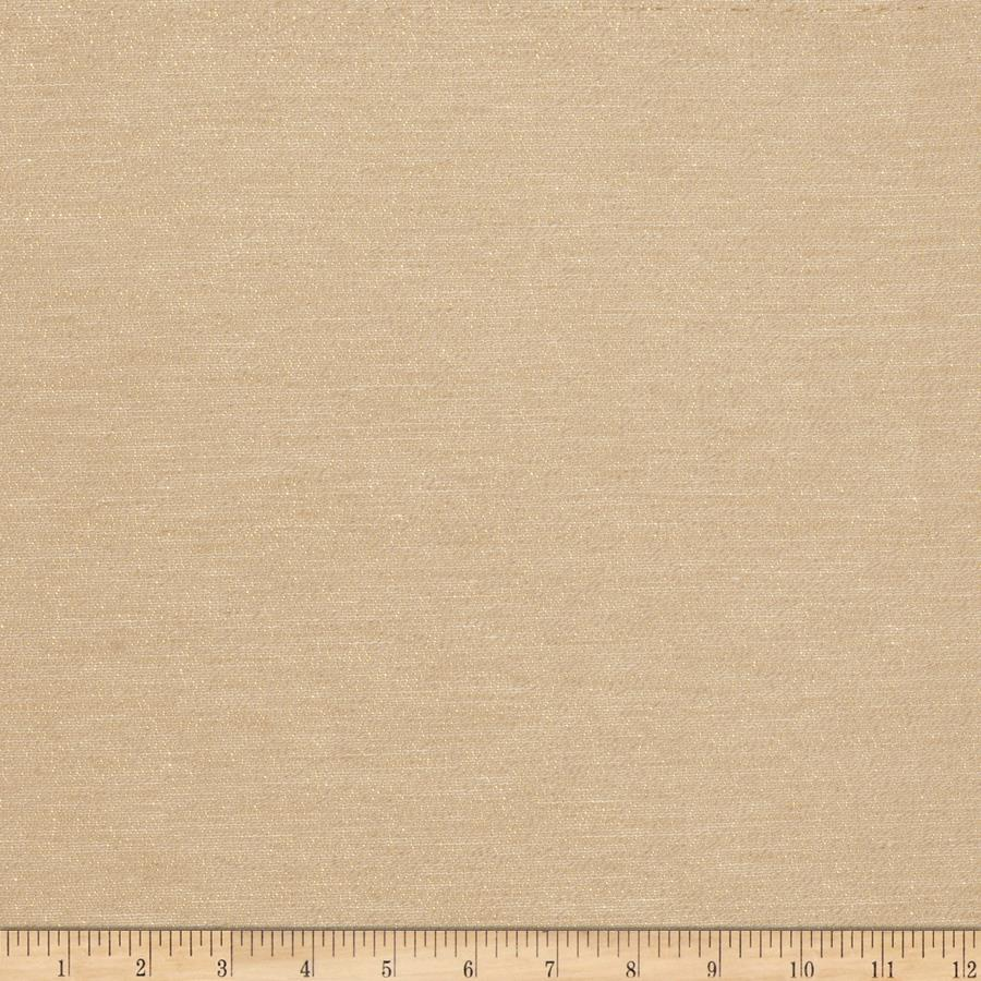 Fabricut Metallic Linen Vimba Metallic Gold