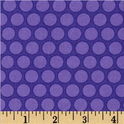 Tonal Dots Blueberry