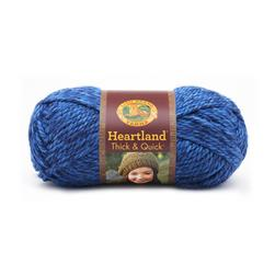 Lion Brand Heartland Thick & Quick Yarn Olympic
