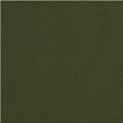 Stretch Shakira Sateen Solid Olive