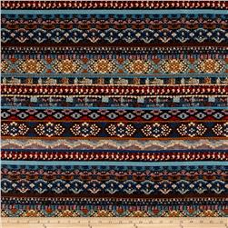 Regal Southwest Gemma Jacquard Bluestone