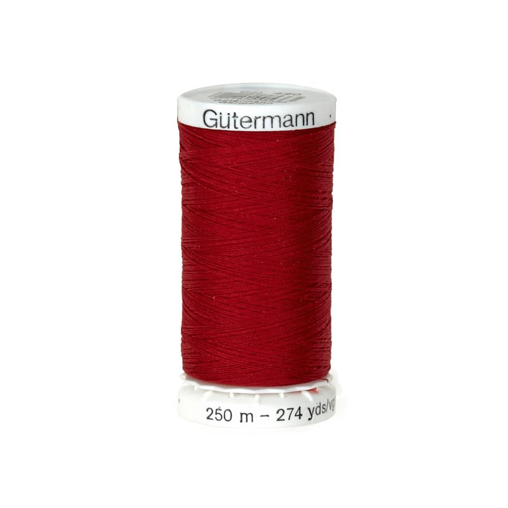Gutermann Sew-all Polyester All Purpose Thread 250m/273yds Chili