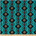 Michael Miller Desert Nights Desert Diamond Turquoise