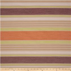 Marcovaldo Louis Stripe Jacquard Rustic Orange
