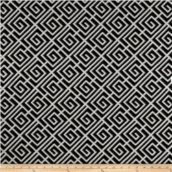 Swavelle/Mill Creek Quadaratto Ebony Fabric