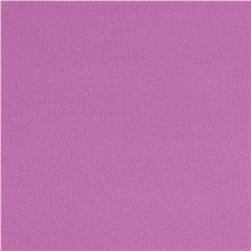 Brushed Polyester/Spandex Athletic Jersey Knit Lavender