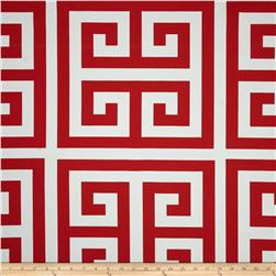 Premier Prints Indoor/Outdoor Zeus Rojo