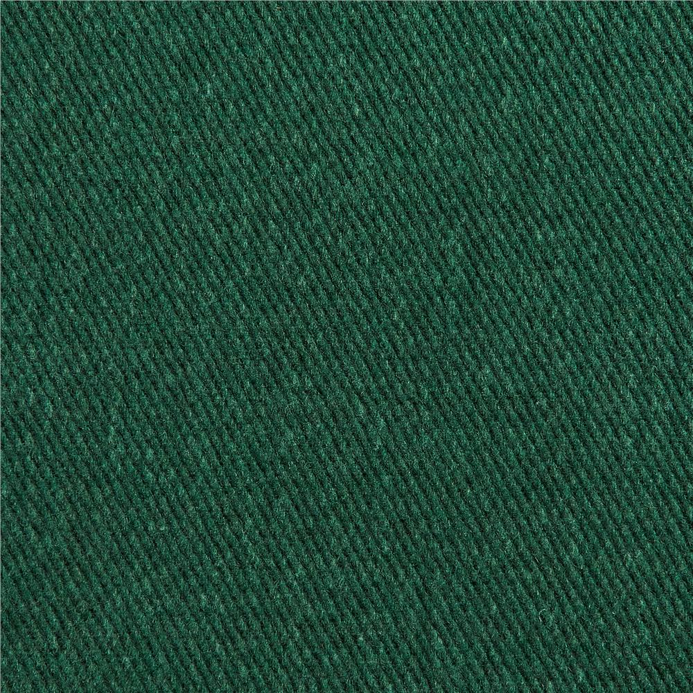 12 oz brushed bull denim twill forest green discount for Green fabric
